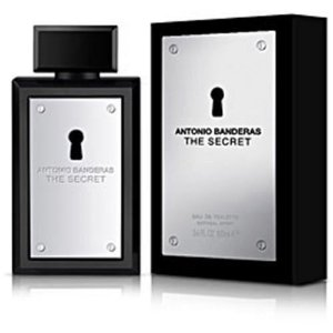 The Secret Eau de Toilette Antonio Banderas - Perfume Masculino