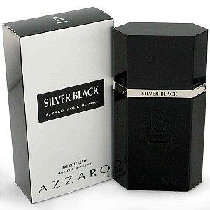 Silver Black Eau de Toilette Azzaro - Perfume Masculino