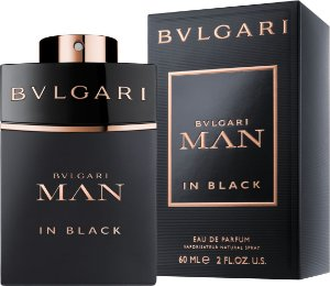 Bvlgari Man in Black Eau de Parfum BVLGARI - Perfume Masculino