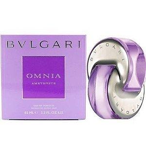 Omnia Amethyste Eau de Toilette Bvlgari - Perfume Feminino