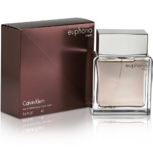 Euphoria Men Eau de Toilette Calvin Klein - Perfume Masculino