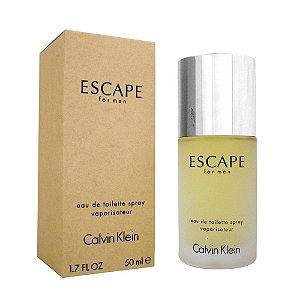 Escape for Men Eau de Toilette Calvin Klein - Perfume Masculino