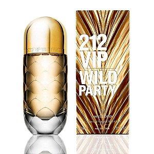 212 VIP Wild Party Eau de Toilette Carolina Herrera - Perfume Feminino