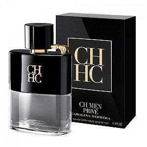 CH Men Privé Carolina Herrera Eau de Toilette - Perfume Masculino