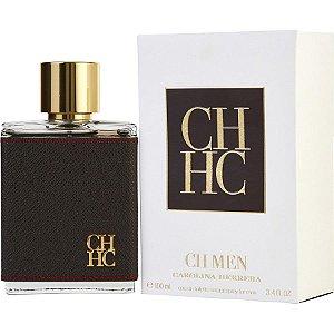 CH Men Eau de Toilette Carolina Herrera - Perfume Masculino