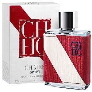 CH Men Sport Eau de Toilette Carolina Herrera - Perfume Masculino