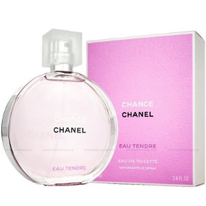 Chanel Chance Tendre Eau de Toilette - Perfume Feminino