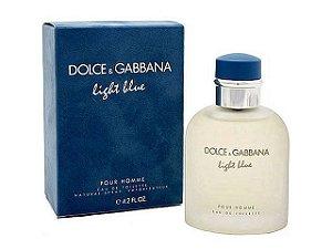 Dolce & Gabbana Light Blue Pour Homme Eau de Toilette - Perfume Masculino