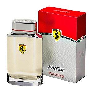Scuderia Ferrari Masculino Eau de Toilette