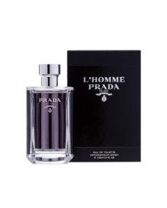 L'Homme Prada Eau De Toilette 100ml - Perfume Masculino