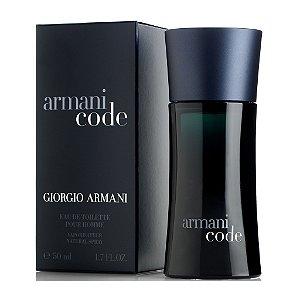 Armani Code Eau de Toilette Giorgio Armani - Perfume Masculino