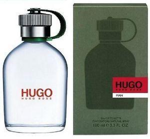Hugo Eau de Toilette Hugo Boss Man - Perfume Masculino
