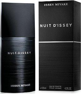Nuit D'Issey Eau de Toilette Issey Miyake - Perfume Masculino