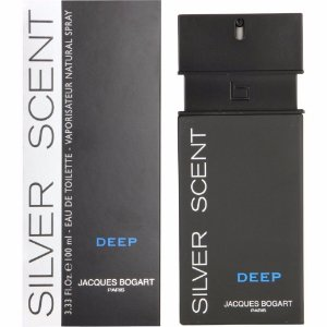 Silver Scent Deep Eau de Toilette Jacques Bogart - Perfume Masculino