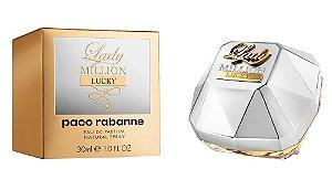 Lady Million Lucky Paco Rabanne Eau de Parfum 30ml - Perfume Feminino