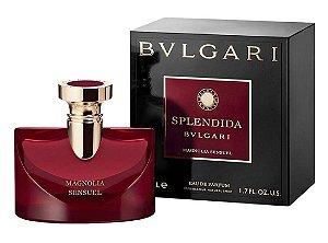 Splendida Bvlgari Magnolia Sensuel Eau de Parfum 50ml - Perfume Feminino