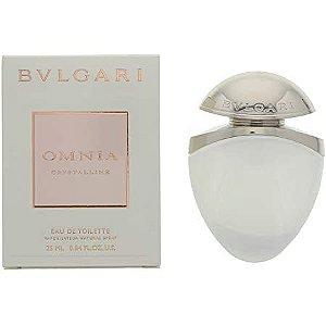 Omnia Crystalline Eau de Toilette Bvlgari 25ml - Perfume Feminino