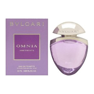 Omnia Amethyste Eau de Toilette Bvlgari 25ml - Perfume Feminino