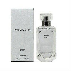 Tester Perfume Tiffany & Co Sheer Eau De Toilette 75ml Feminino