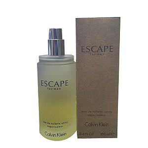 Sem Caixa Escape for Men Calvin Klein Eau de Toilette 100ml - Perfume Masculino