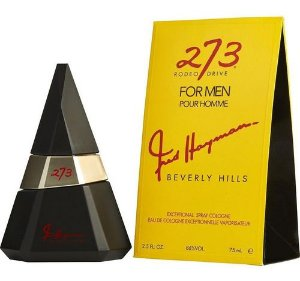 273 Colônia Spray 75ml Fred Hayman - Perfume Masculino