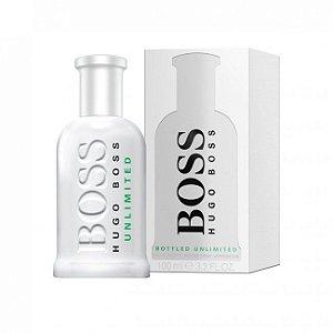 Boss Bottled Unlimited Hugo Boss Eau de Toilette 100ml - Perfume Masculino