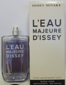 Tester L'eau Majeure D'issey Issey Miyake 100ml