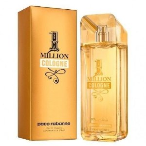 1 Million Cologne Paco Rabanne Eau de Toilette - Perfume Masculino