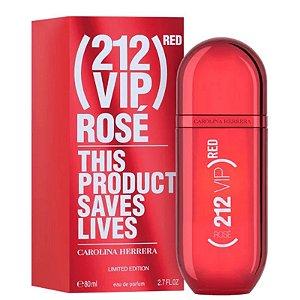 212 VIP Rosé Eau de Parfum Limited Edition 80ml Carolina Herrera