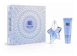 Kit Angel Mugler Eau de Parfum 50ml + Body Lotion 50ml