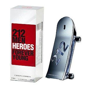 Carolina Herrera 212 Heroes Eau de Toilette 90ml - Masculino