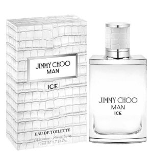 Jimmy Choo Man Ice Eau de Toilette 50ml - Perfume Masculino