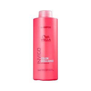 Shampoo 1 Litro Invigo Color Brilliance Wella Professionals