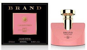Brand Collection 208 - Inspiração Splendida Rose Bvlgari