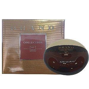 Perfume Brand Collection 206 - Inspiração Bvlgari Aqua Amara