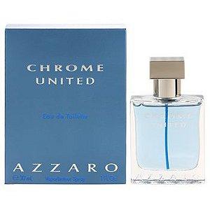 Azzaro Chrome United Eau de Toilette - Perfume Masculino