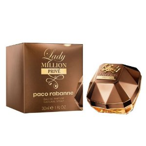 Lady Million Prive Eau de Parfum Paco Rabanne - Perfume Feminino