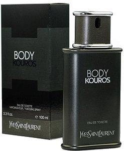 Body Kouros Eau de Toilette Yves Saint Laurent - Perfume Masculino
