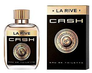 Cash Eau de Toilette La Rive 100ml - Perfume Masculino