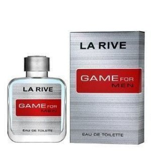 Game for Man Eau de Toilette La Rive 100ml - Perfume Masculino