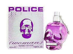 Police to Be Woman EDP - Perfume Feminino