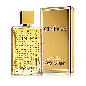 Cinéma Eau de Parfum Yves Saint Laurent - Perfume feminino 90ML