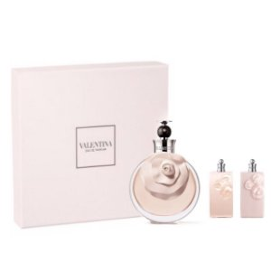 Kit Valentina 80 ml Eau de Parfum Feminino + 01 Shower Gel 50 ml + 01 Body Lotion 50 ml