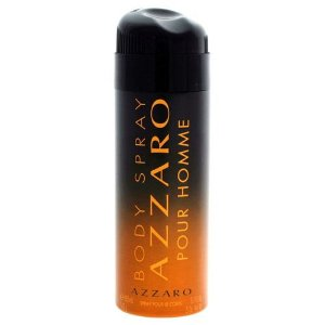 Body Spray Azzaro Pour Homme 150ml - Masculino