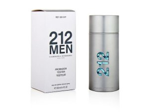 Tester 212 Men NYC 100ML - Perfume Masculino
