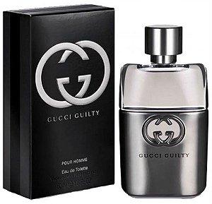 Gucci Guilty Eau Pour Homme Eau de Toilette Gucci 90ML - Perfume Masculino