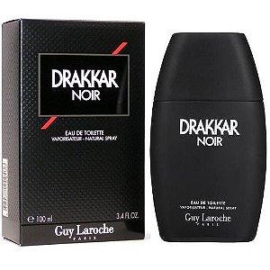 Drakkar Noir Eau de Toilette Guy Laroche 200ml - Perfume Masculino