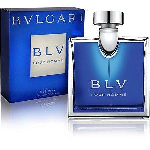 BLV Pour Homme Eau de Toilette Bvlgari - Perfume Masculino