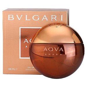 Aqva Amara Bvlgari Perfume Masculino Edt 100Ml