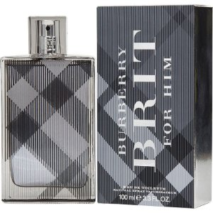 Burberry Brit For Men Eau de Toilette 100ml - Perfume Masculino